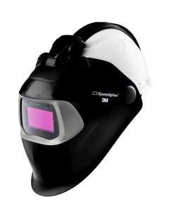 Masca de sudura 3M™ Speedglas™ 100-QR, cu filtru 100V si casca de protectie, 78 35 20