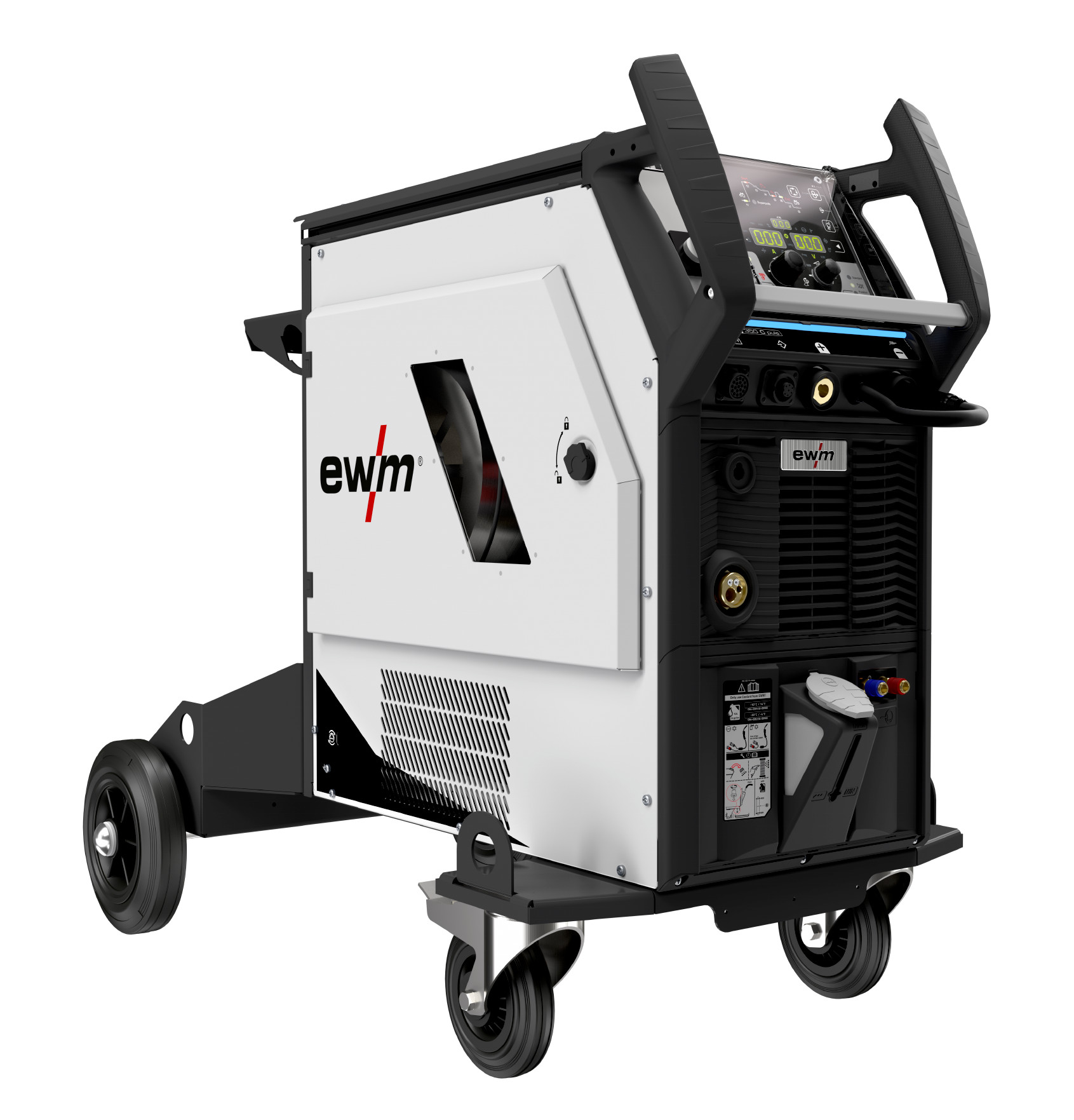Titan XQ 350 puls CW HP