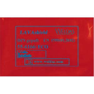 55-6166/Eco-screen LAVAshield® perdea de sudură model economic orange