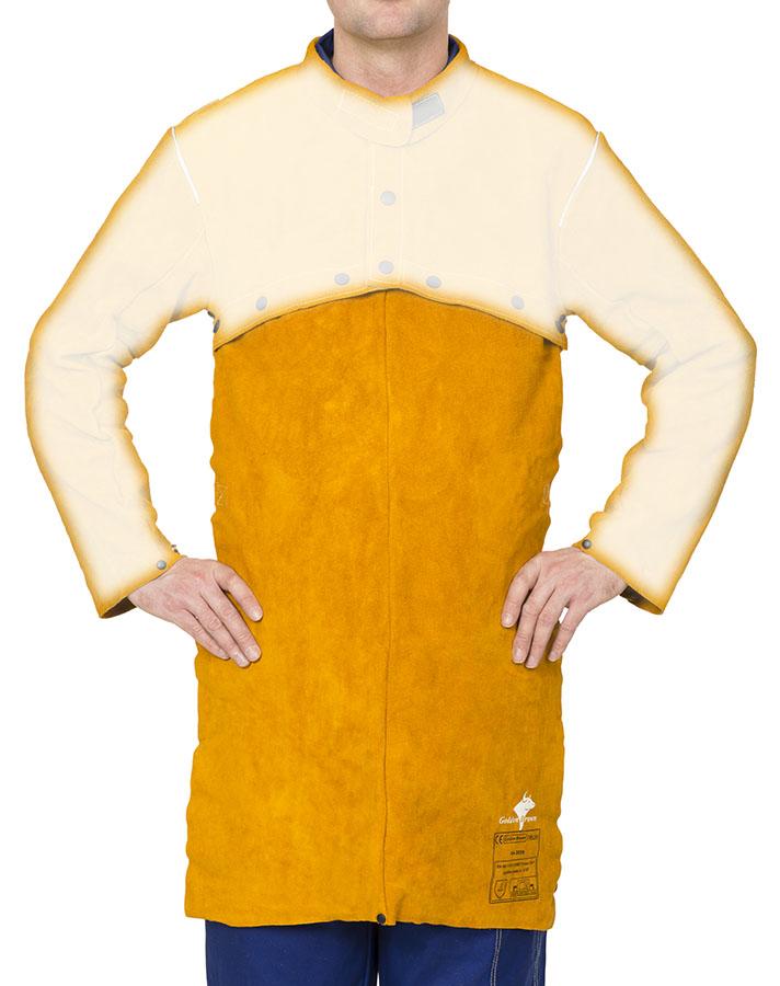 44-28.. Golden Brown™ şorţ de sudură din şpalt de vită (44-2828, 44-2836) pentru 44-2800, 44-7800, 38-4330, 33-2300