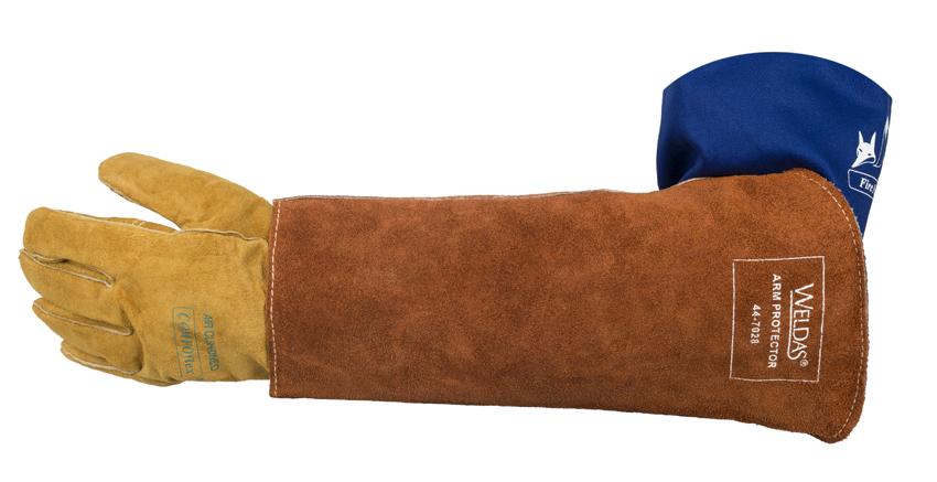 44-7028 Lava Brown™ Protecție braț pentru condiții grele (bucată)