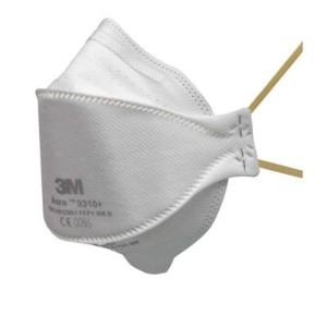 3M™ Aura™ 9300+ Masca de protectie respiratorie pliabila